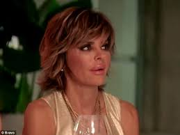 lisa rinna weight off middle section hair eden sassoon and lisa rinna have foul mouthed meltdown daily