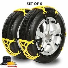 1pcs Auto Mud Tires Trucks Snow Chain For Car Winter Wheels Protection Tyre Chains Automobiles Roadway Safety Accessories Supply Auxmart Snow Tire Chains Anti Slip Car Snow Chains Adjustable Tire