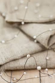 17 best images about next year on pinterest peach weddings pearl beads on wire garland