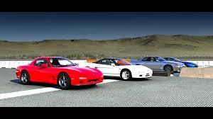 jdm acura nsx forza 6 drag race skyline gt r r32 supra rz nsx r rx 7 fd3s