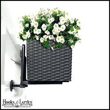 Lowes Planter Box by Wooden Deck Railing Flower Boxes Wood Deck Rail Planter Box Deck