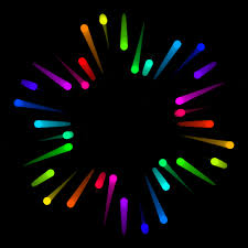 lights glow animated gif popkey