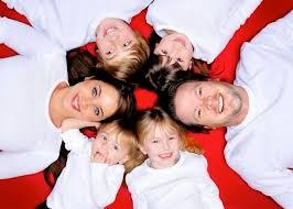 20 unique family holiday christmas card portrait ideas
