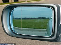 Blind Spot Side Mirror Blind Spot Mirror For Bmw 650i Gran Coupe Bimmerfest Bmw Forums
