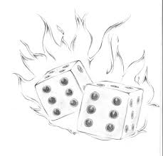 dice on by christie167 on deviantart