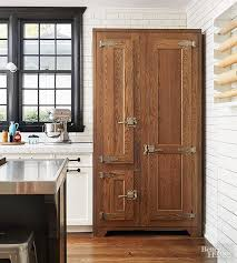 Free Standing Cabinets For Kitchens Best 25 Free Standing Pantry Ideas On Pinterest Standing Pantry