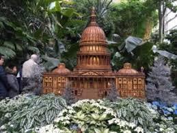 Us Botanic Gardens Winter Indoors In The Botanic Gardens Colonial Roads