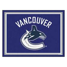 Plush Area Rug by Canucks 1 4