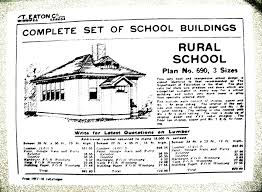 eaton u0027s mail order plan 690 for a rural house saskatchewan