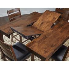 butterfly dining room table square dining room table with leaf 17849 throughout plan 11