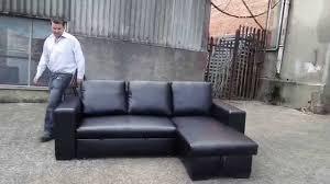 leather corner sofa bed rihanna plus youtube