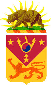 Army Signal Flags 240th Signal Battalion Insignia