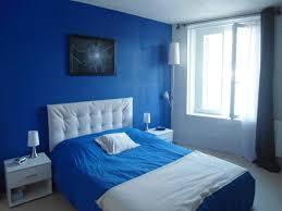 chambre bleu blanc stunning chambre bleu et blanc ideas design trends 2017