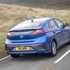 hatchback hyundai hyundai ioniq electric premium se hatchback car keys