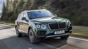 bentley mulliner tourbillon 2017 bentley bentayga diesel first drive no w12 no problem