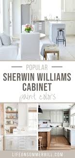 best sherwin williams paint color kitchen cabinets popular sherwin williams cabinet paint colors sherwin