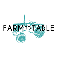 from farm to table farm to table