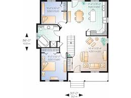 one floor home plans eplans country house plan simple one story bungalow 1026