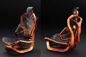 siege auto qui bouge lexus presente le concept de siege kinetic seat pour le mondial de