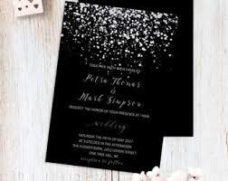 black wedding invitations printable wedding invitations purple and blue wedding