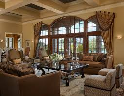 Tuscan Great Rooms TuscaninteriordesignLivingRoom - Tuscan style family room