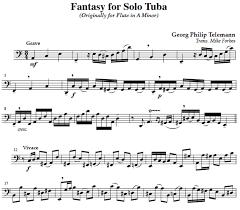 tuba solos duets