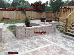 pavers patio driveway pavers ruskin fl patio pavers brick pavers