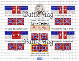 Flag Confederate States Of America Standards By Battleflag Online Shop Dixon Miniatures