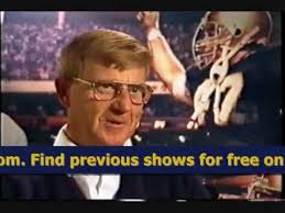 Lou Holtz Memes - lou holtz tells tnndn exclusive story on his hire youtube