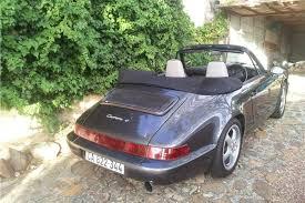 1990 porsche 911 convertible 1990 porsche 911 964 carrera 4 convertible cars for sale in western