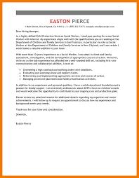 7 social work cover letters samples mbta online