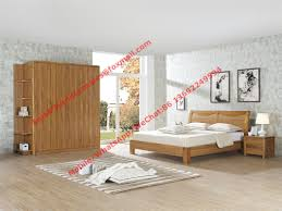 Nordic Bedroom by Nordic Design Bedroom Furniture By Teak Wood Bed And Nightstand