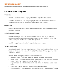 Resume Online Doc Maker Buyer by Marketing Brief Template Free Word Excel Documents Download