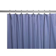 home bathroom hook free vinyl shower curtain with clear panel