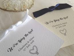 wedding invitations knot tying the knot wedding invitations 1 25 each