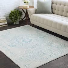 Teal Living Room Rug Area Rug Sale Harput Hap 1026