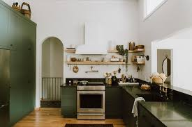 diy kitchen cabinets winnipeg 9 green kitchen cabinet ideas for your most colorful