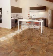 porcelain floor tile in kitchen modern kitchen other by