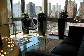 Luxury Apartments Design - modern apartment living room interior design rivereast upper east