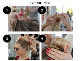 tinkerbell hairstyle master the tinker bell bun popular tv
