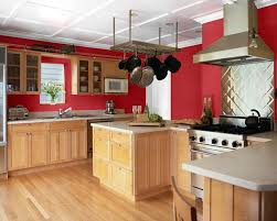 kitchen red paint colors for a kitchen perfect modern pictures