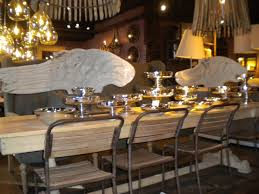 decorating rustic dining room design with bobo intriguing objects