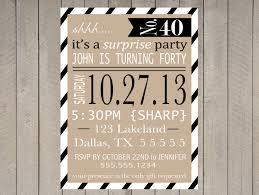 surprise 50th birthday party invitations templates oxsvitation com