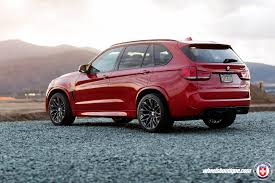 red bmw melbourne red bmw x5m on hre p200 wheels