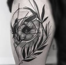 tattoo pictures of owls 60 owl tattoo design ideas with watercolor dotwork and linework