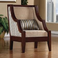 Wooden Accent Chair Accent Chair By Coaster 900323
