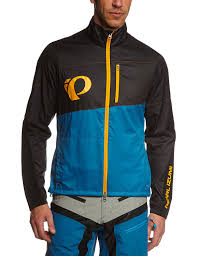 mtb cycling jacket amazon com pearl izumi men u0027s mtb barrier jacket sports u0026 outdoors