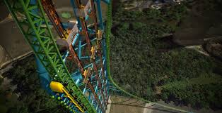 Safari Ride Six Flags Six Flags Great Adventure Is Launching A Terrifying New Ride