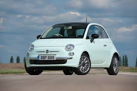 the new fiat 500 including new cult and twinair 105hp versions
