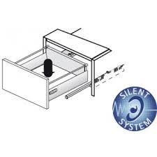 amortisseur tiroir cuisine caisson tiroir casserolier amortisseurs meubles à composer